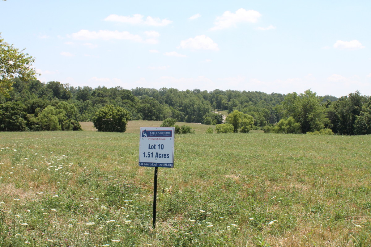 Millstone Meadows Residential Building Lot Zanesville Ohio Lot 10