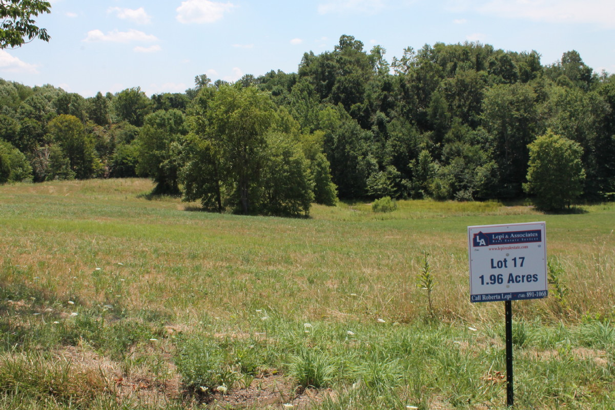 Millstone Meadows Residential Building Lot Zanesville Ohio Lot 17