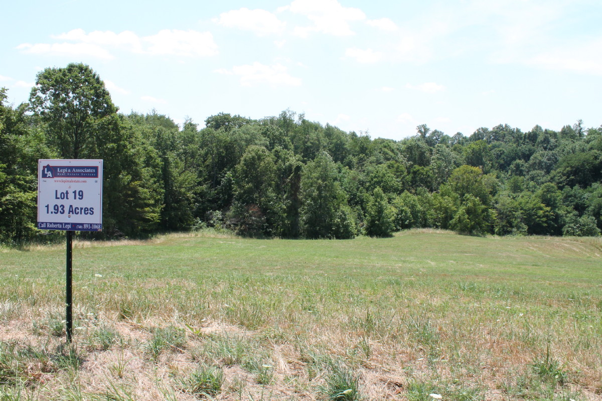 Millstone Meadows Residential Building Lot Zanesville Ohio Lot 19