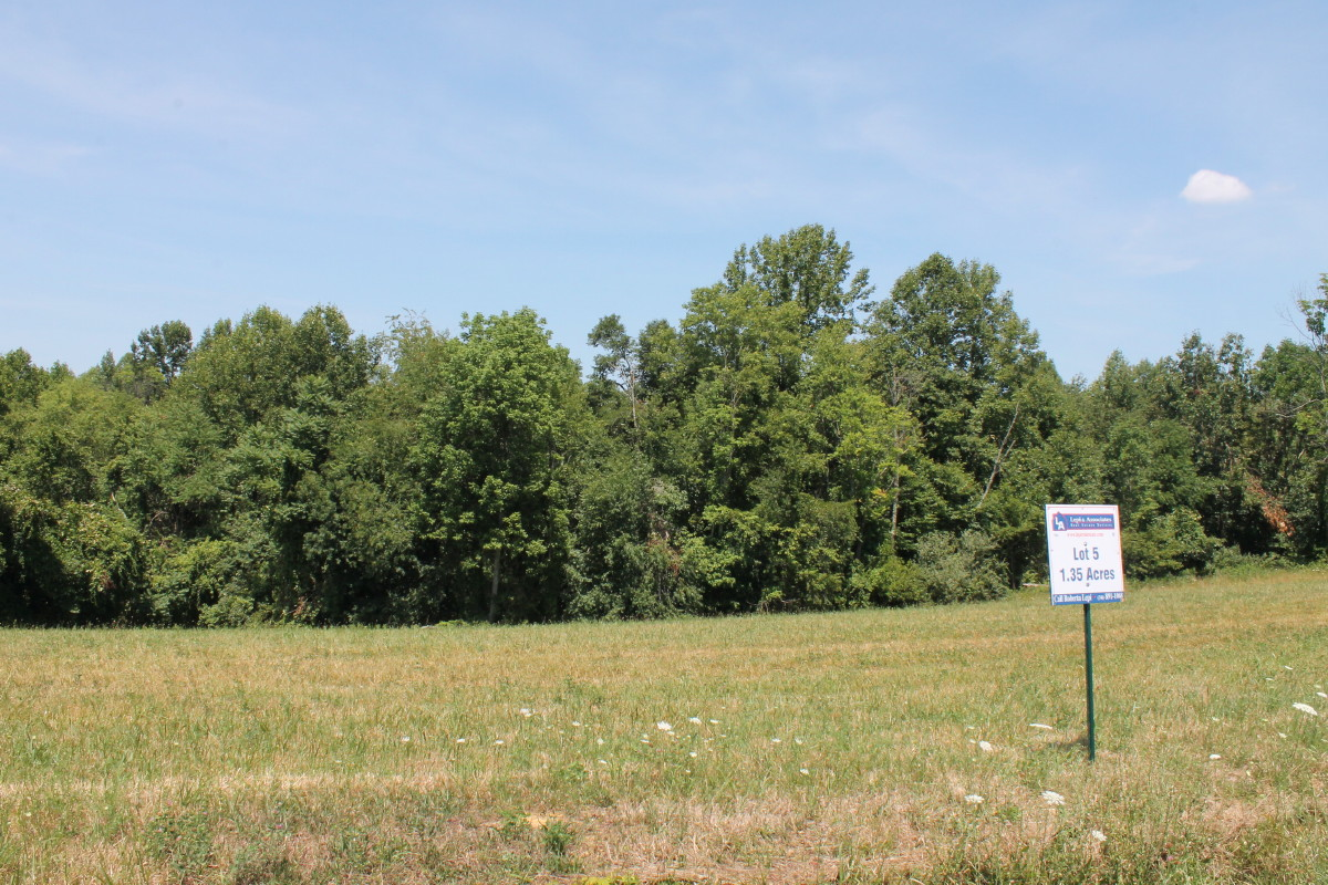 Millstone Meadows Residential Building Lot Zanesville Ohio Lot 5