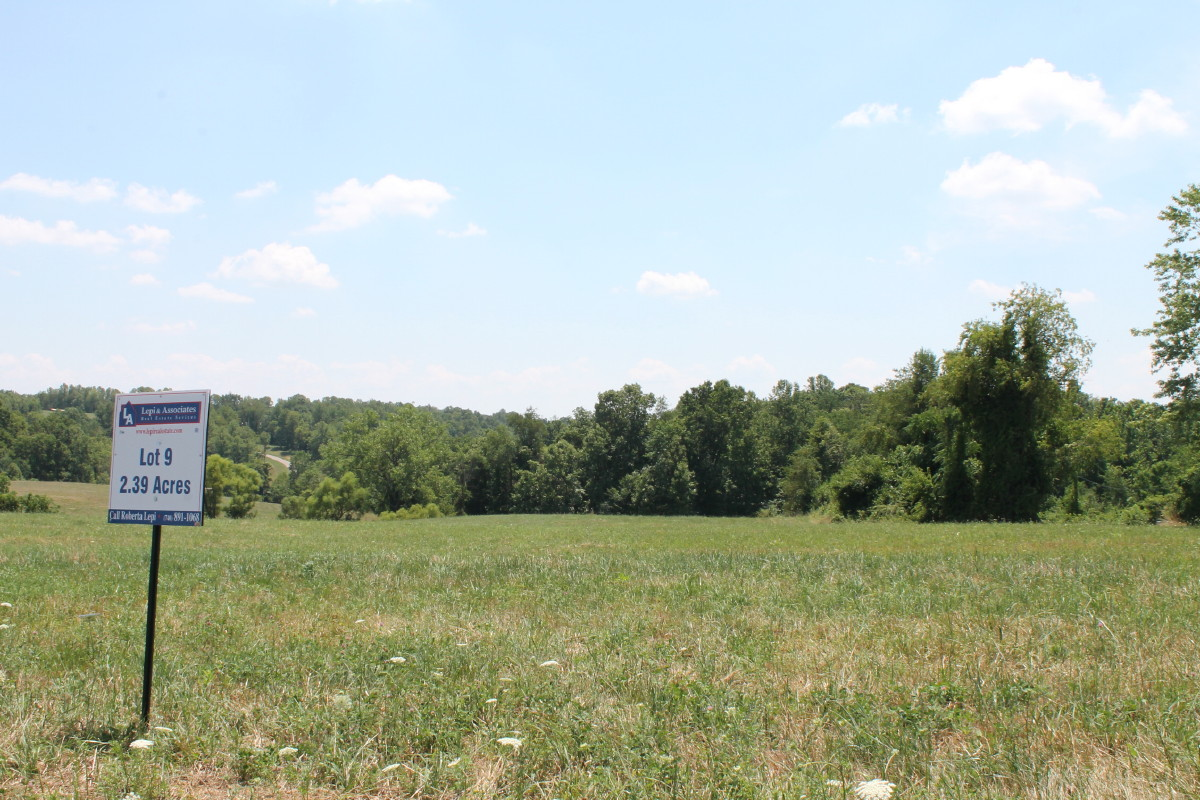 Millstone Meadows Residential Building Lot Zanesville Ohio Lot 9