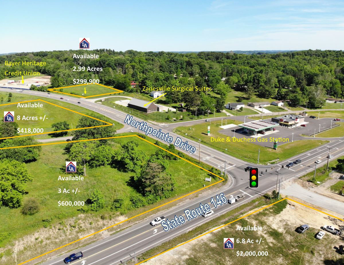 Northpointe Development Commercial Lots Lepi Real Estate 2