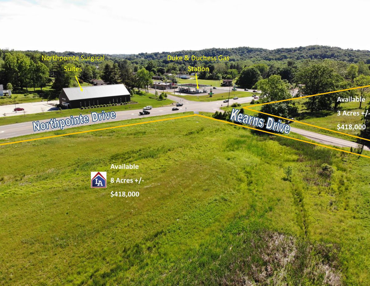 Northpointe Development Commercial Lots Lepi Real Estate 3