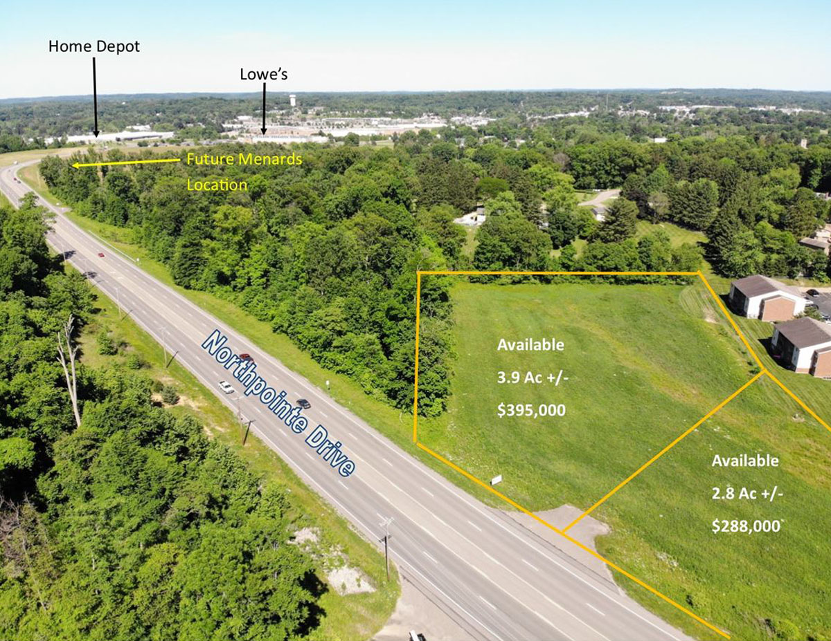 Northpointe Development Commercial Lots Lepi Real Estate 4