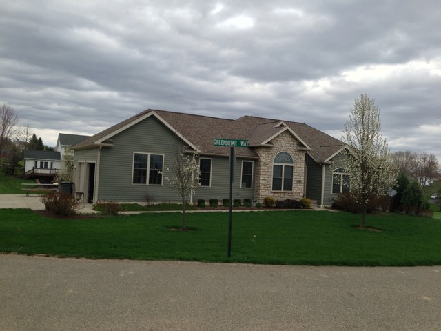 Oakwood North Subdivision Schlabach Builders Residential Homes Construction 13