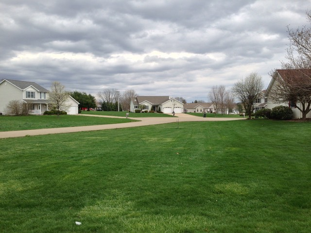 Oakwood North Subdivision Schlabach Builders Residential Homes Construction 15
