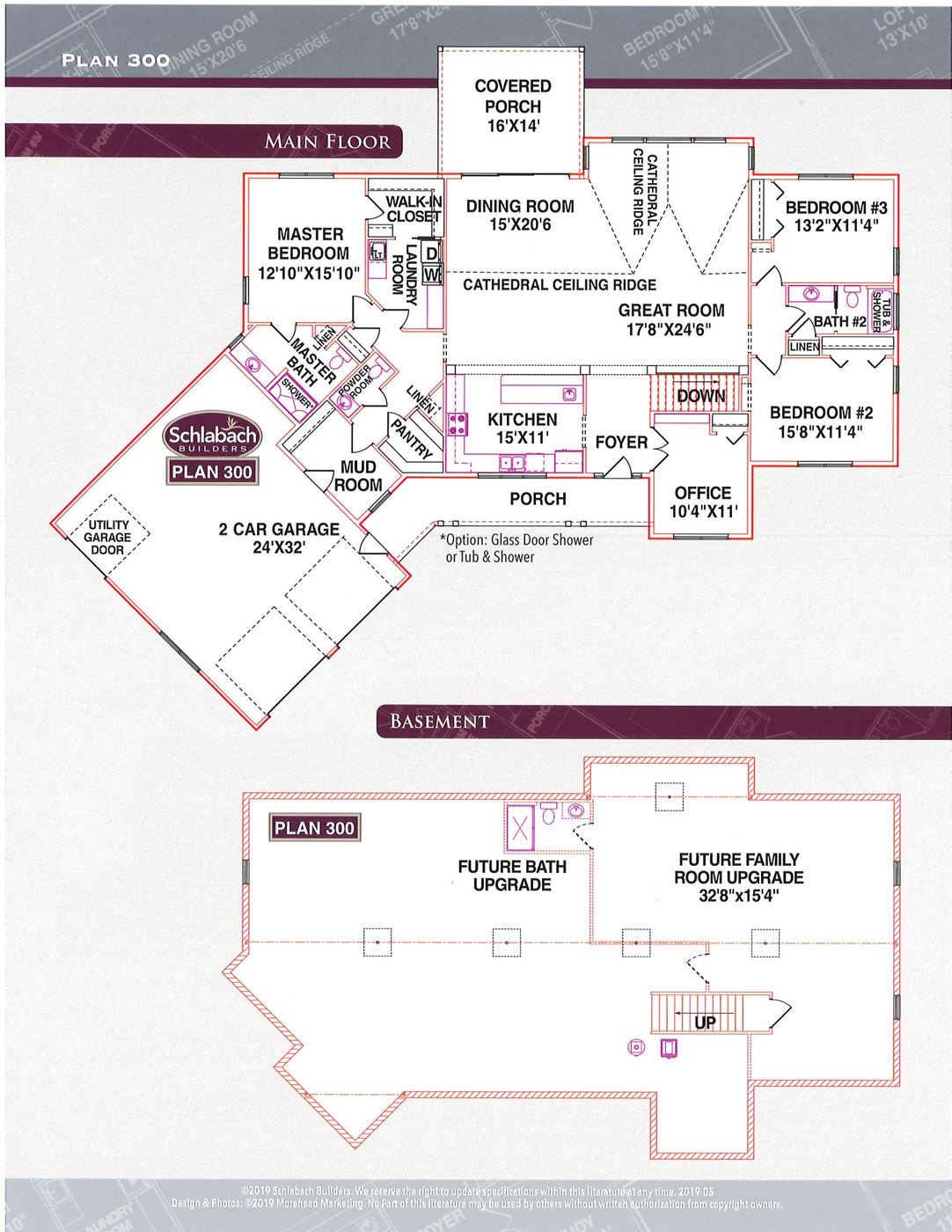 Schlabach Builders Lepi Real Estate Plan 300 2