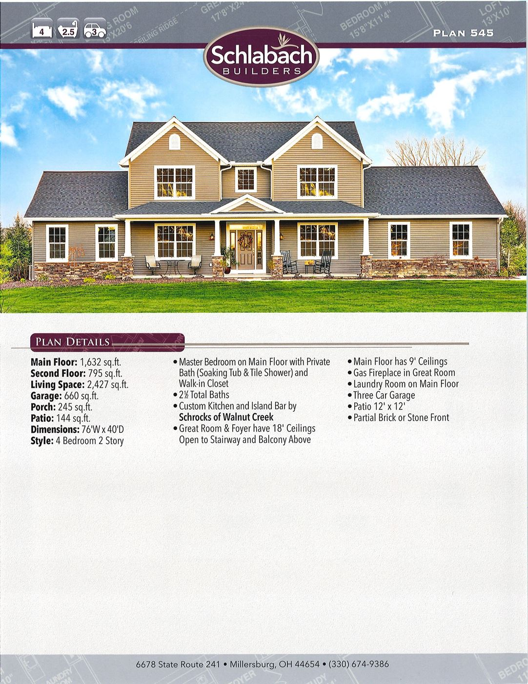 Schlabach Builders Lepi And Associates Available Land